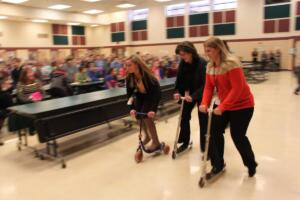 Fall Fundraiser - Pig and Scooter Races